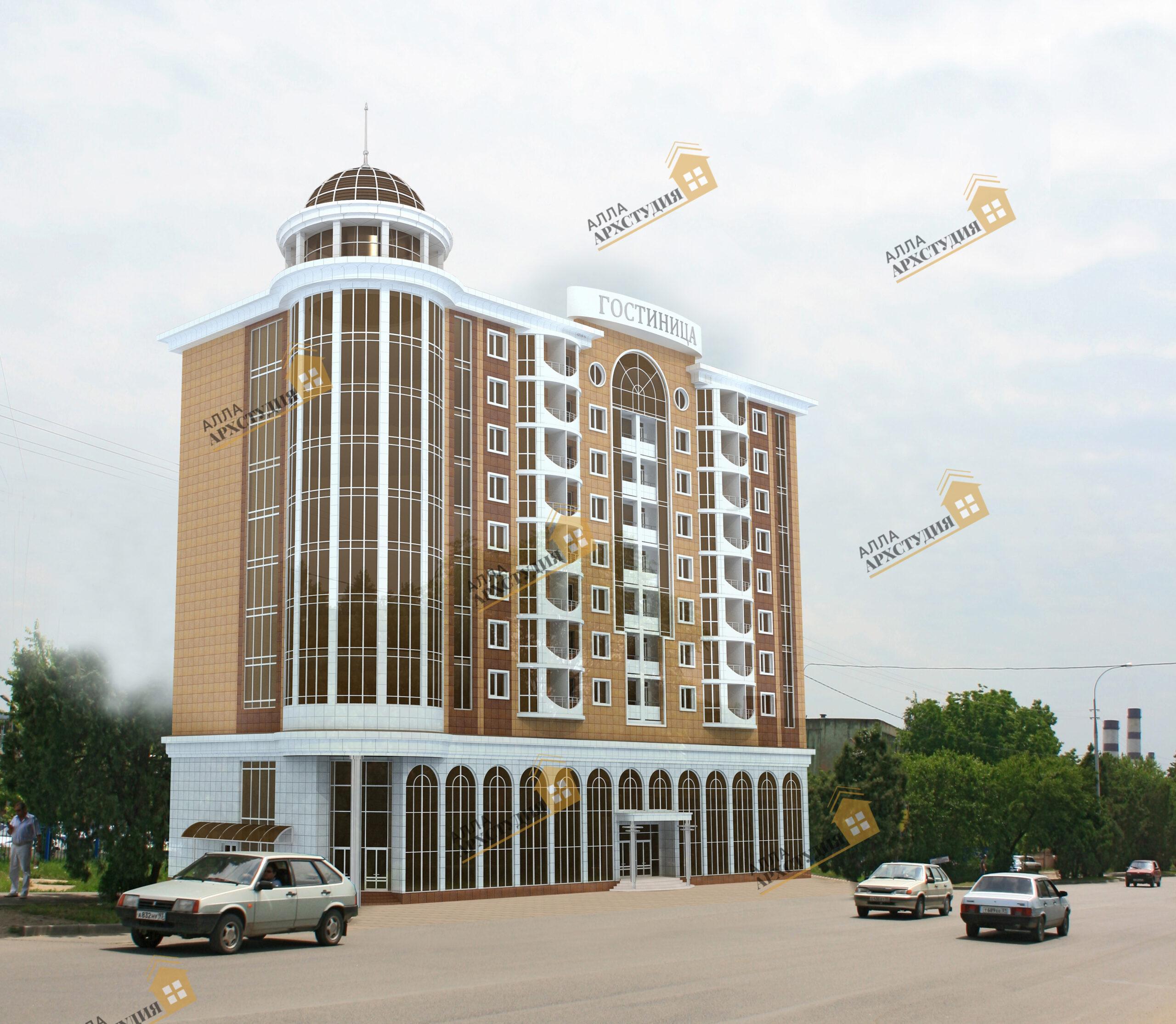 Гостиница (2)