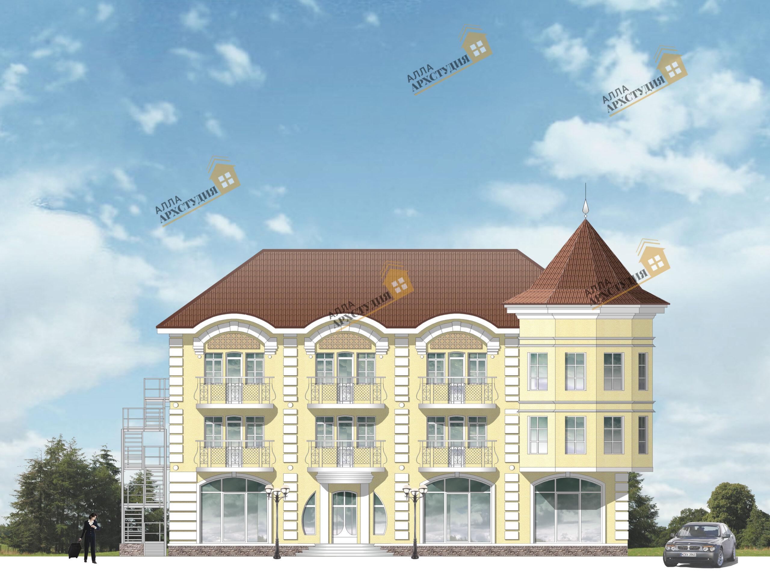 Гостиница (3)